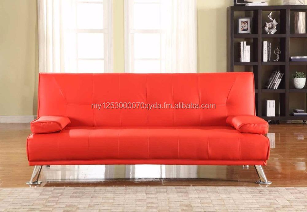 Flora Sofa - Red