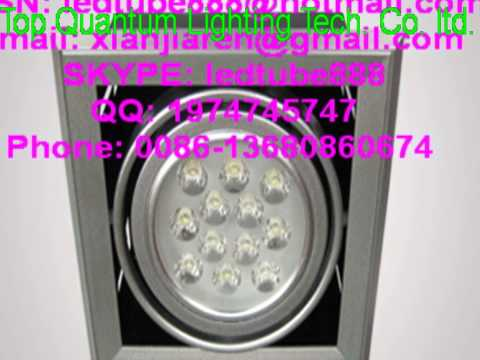 commercial led downlight kit,led downlight heatsink,led downlight housing parts