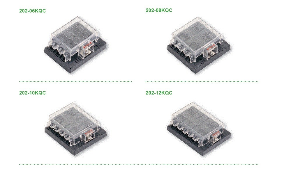 auto accessories,fuse block quick terminal type for ... old style fuse box car accessories