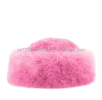 Beatiful Baby Alpaca Fur Hat - Handmade Peruvian- Russian Alpaca Fur Hat -  Wholesale Alpaca ae1d0f288a1