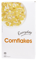 EVERYDAY corn flakes 750 g