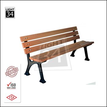 Top Quality Metal Frame Garden Furniture Outdoor Cheap Garden Park ...