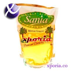 Sania Cooking Oil Pouch 2 L | Indonesia Origin