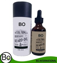 Beard Oil - Conditioner - 100% Natural - Certified Organic - Softens Coarse Hair - Great, Light, Manly Scent - Argan Oil