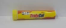 TRALY CAL - Supplementing vitamin C & calcium which help preventing teeth & bleeding fang, gingivitis, periodontitis