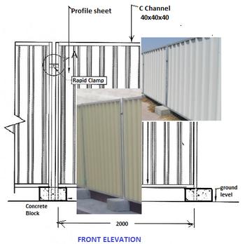Fencing / Fence Panels/ Discontinuous Fencing +971 56 54718106 Aub Dhabi /  Uae/ Dubai/ Dammam/jubail/riyadh/kuwait/bahrain/oman - Buy Fencing / Fence