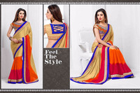 Indian sari blouse for stitching with price
