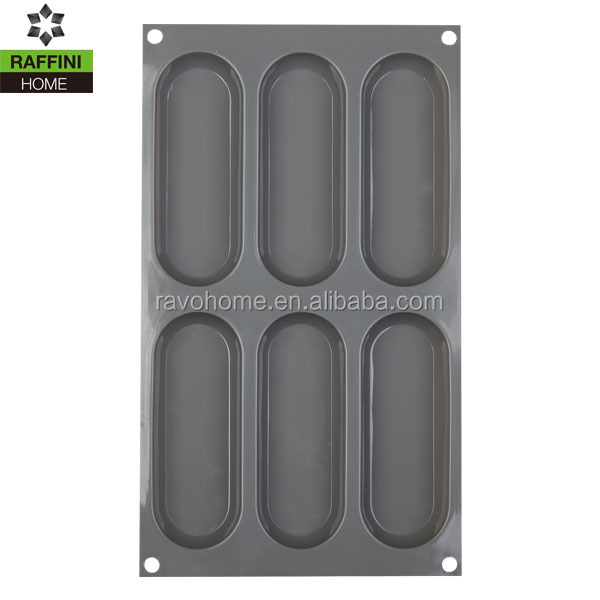 Muffin Silicone Mold Baking Pans