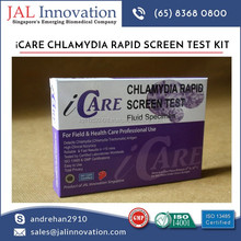 Reasonable Price 100% Effective Chlamydia STD Rapid Test Kit Supplier