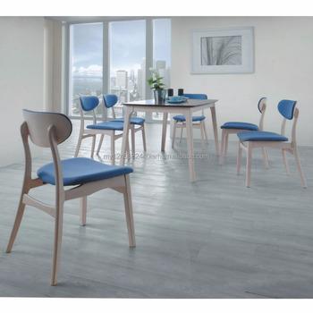 MF DESIGN BLUE SEA DINING SET (Solid Wood) ( Furniture) ( Malaysia )