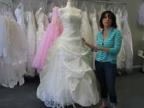 Get Quotations La Fashion District Wedding Dress Downtown Dresses