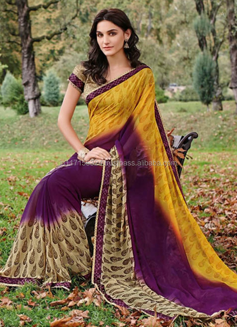 dfe7d0b2d Saree online sale - New fashion saree in indian - Printed Sarees at lowest  price -