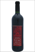 Tizac Malbec 2016 (Organic wine from Argentina, South America)