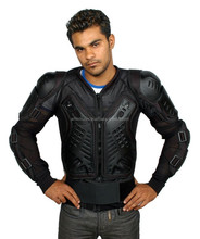 Motorcycle Jacket Full Safety Body Armor With Shoulder/Eblow/Spine Protection
