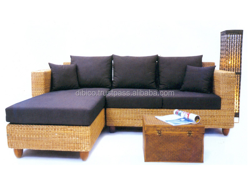 Indoor Rattan Chaise Lounge Sofa Bed Buy Indoor Poly Rattan Sofa
