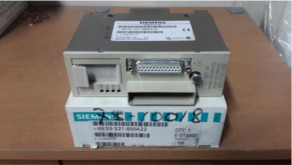 Siemens Plc Simatic S5 Cp 521 Si Communications Processor,6es5521 ...