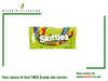 SKITTLES CRAZY SOURS BAG 38 G