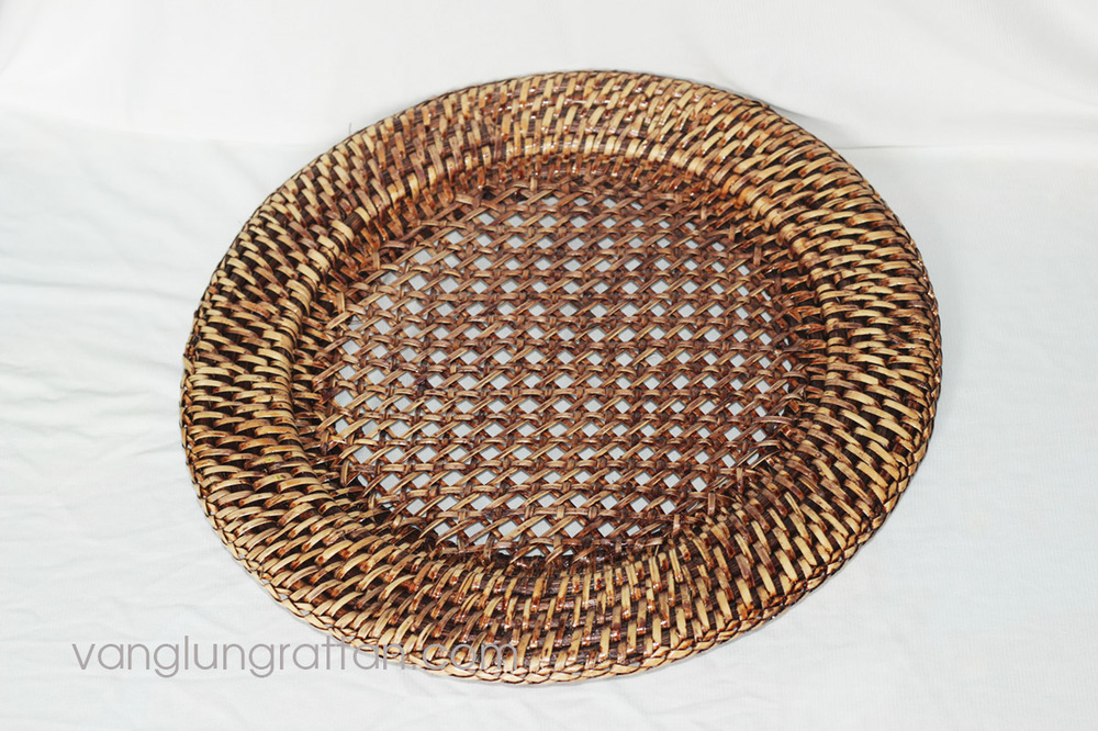 Hop Selling Cheap Bamboo Rattan Charger Plate & Hop Selling Cheap Bamboo Rattan Charger Plate - Buy Charger Plate ...