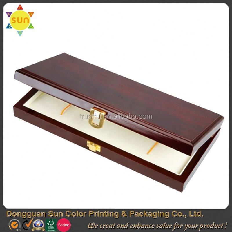 Custom Wooden Bow Tie Storage Box/wooden Tie Storage Box/wooden Tie Box