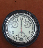 William and smith world time clocks Reproduction