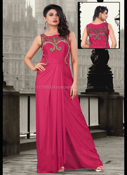 796e628154 Ladies night gown   maxi - Islamic evening dress - Evening dress empire  couture