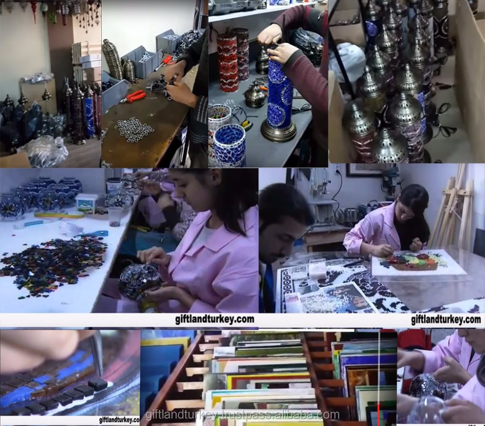High Quality Floor Turkish Wholesale Turkish Mosaic Floor Lamp