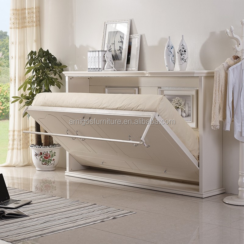 Cama oculta singapur muebles buy product on - Camas ocultas en muebles ...