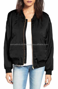 7a8895b9e Customize Custom Made Youth Size Women College Baseball College Varsity  High School Uniforms Bomber Jacket With Leather Sleeves - Buy Ladies Black  ...