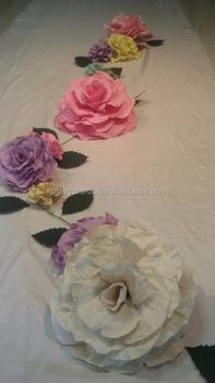 Paper flower garland buy decorative artificial flower garland paper flower garland mightylinksfo