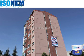 ISONEM THERMAL PAINT (Thermal Insulation, Heat Insulation Paint For  Exterior And Interior Wall)