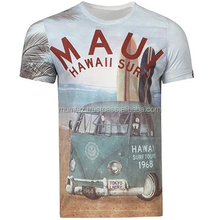 Latest Sublimation Printing t shirts New Man Designs Remove print t shirt