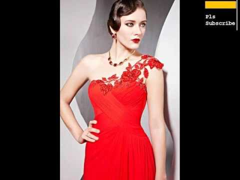 Red Prom Dresses, Red Formal Dresses | Red Evening Dresses Ideas Romance