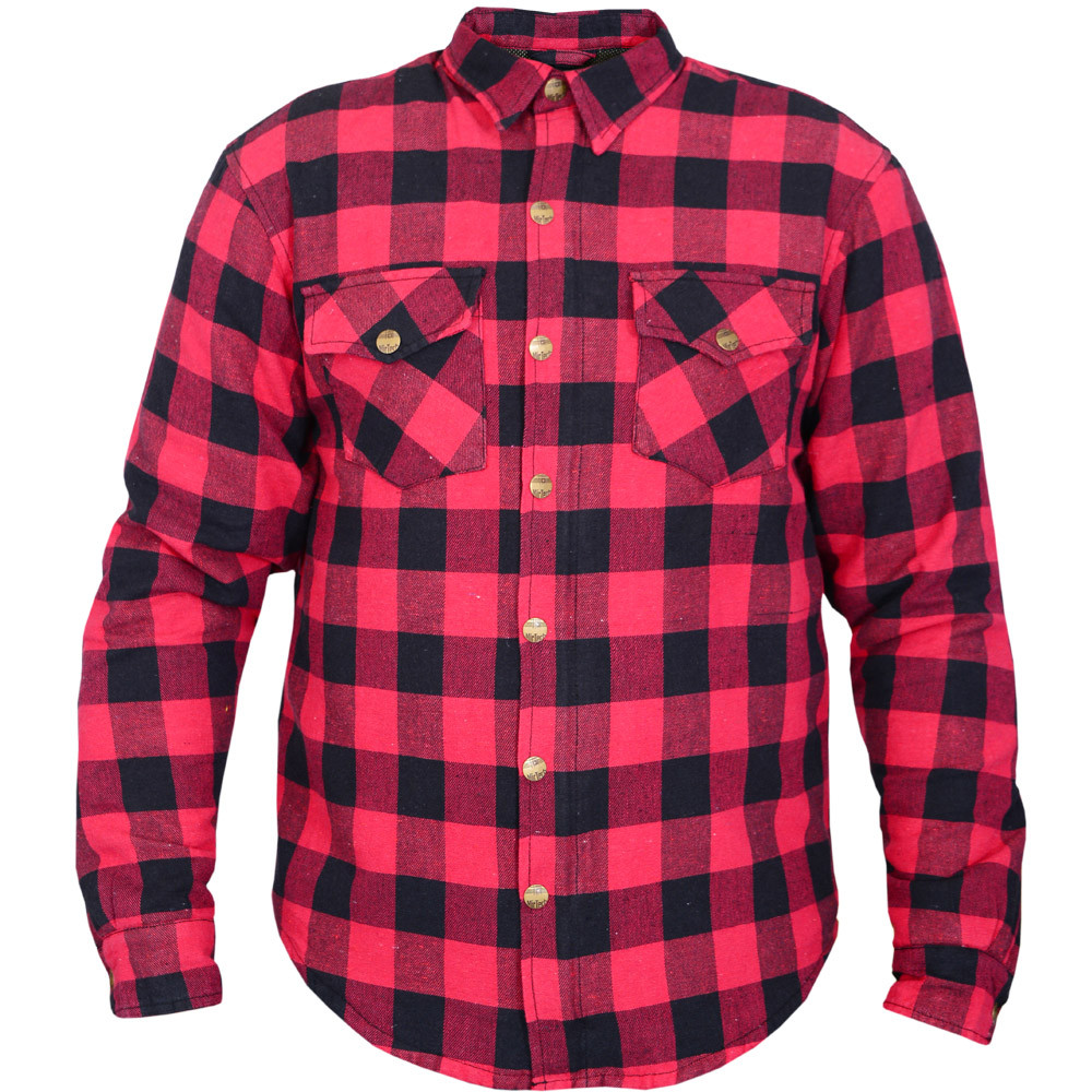 Flannel Motorcycle Jacket >> Customized Flannel Kevlar Motorcycle Shirt Motorcycle Clothing