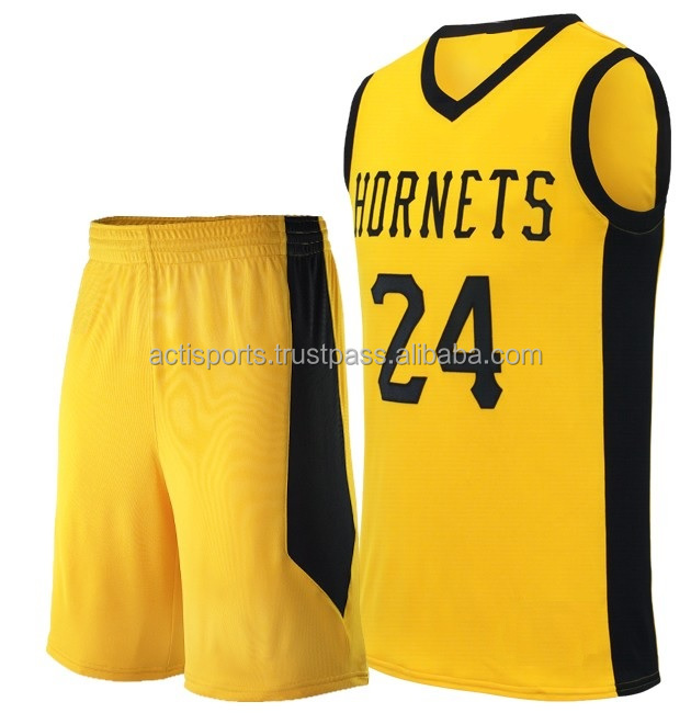 Customized Basketball Uniform, Latest Designs