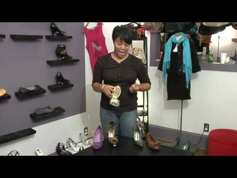 Shoes: Buying & Fashion Tips : Women's Shoes for the Club
