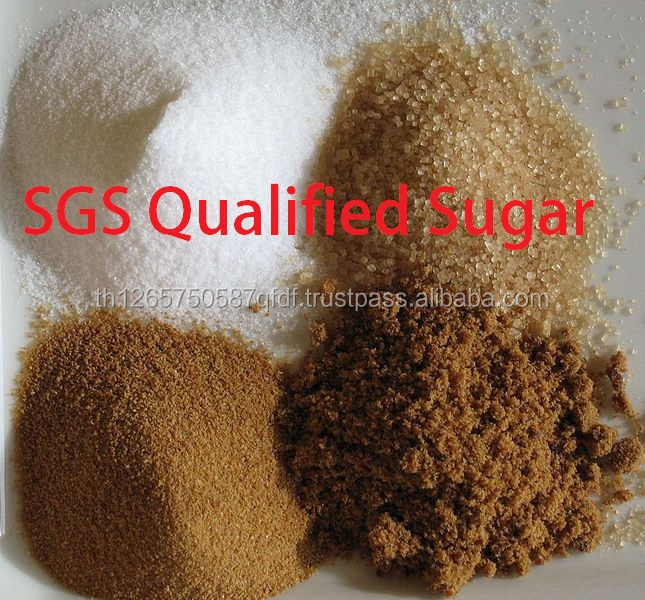 best supplier Refined Sugar Icumsa 45 White/Brown Refined Brazilian ICUMSA 45 Sugar