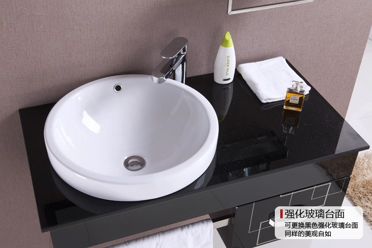 Chaozhou ronde keramische badkamer koper schort wastafel buy koper
