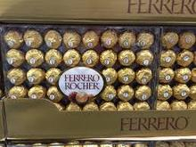 Ferrero Rocher <span class=keywords><strong>초콜릿</strong></span> 도매 가격 30 개/상자 (T30)