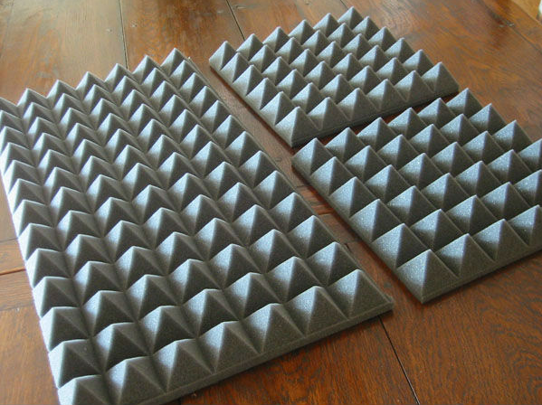Soundproofing Materials Studio Soundproof Acoustic Foam