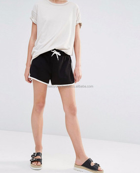 Sexy fleece shorts