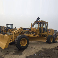 140G motor grader, Caterpillar road machines 140G for sale in Shanghai