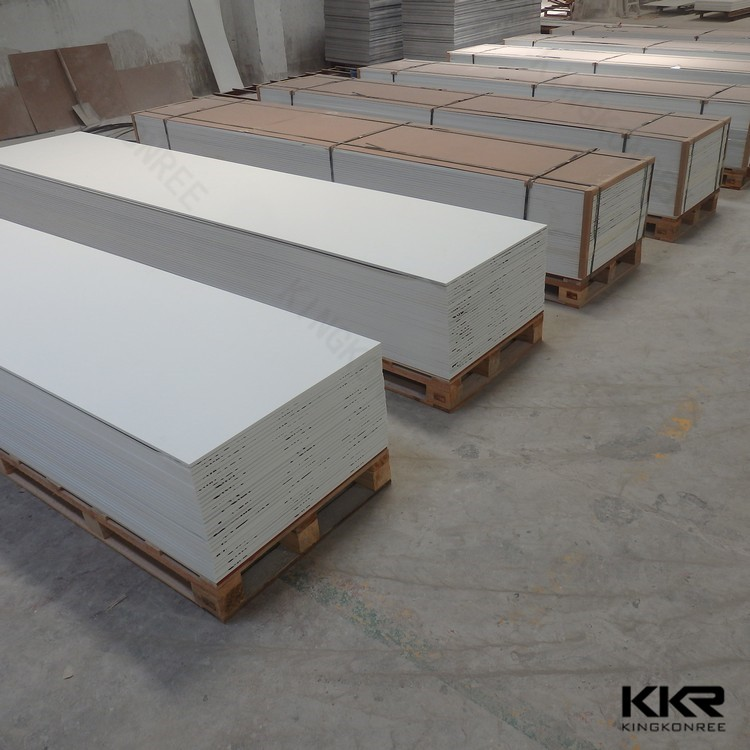 Solid Surface Countertop Material Slab - Buy Solid Surface Korea,Solid ...