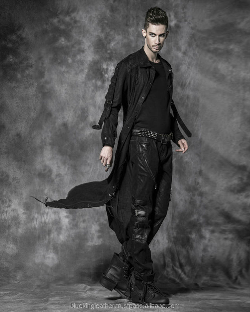 Mens jacket gothic