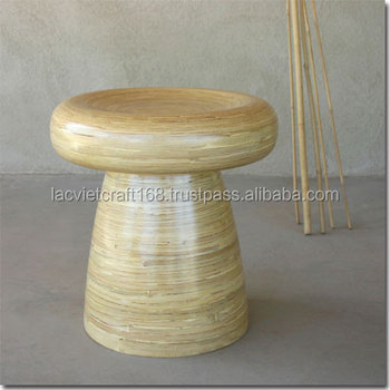 High quality best selling natural spun bamboo mushroom stool from Vietnam & High Quality Best Selling Natural Spun Bamboo Mushroom Stool From ... islam-shia.org