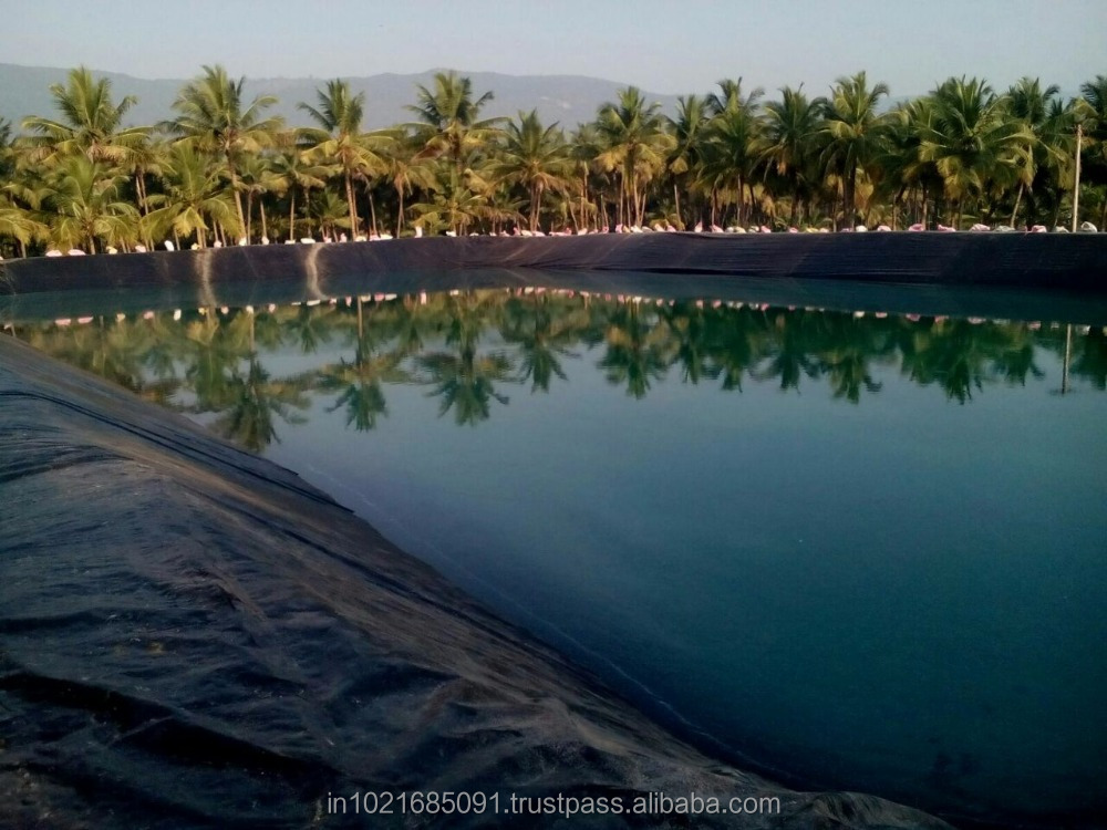 Hdpe Geomembrane Price/malaysia Pond Liner/hdpe Pond Liner ...