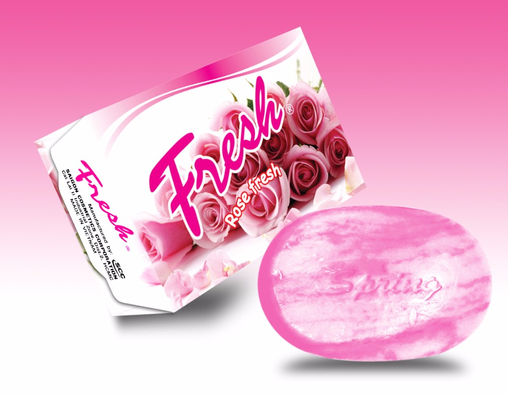 Soap Rose Fresh N7 (90gr) X A