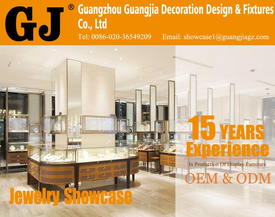 Modern Jewellery Shop Furniture Design Jewellery Display Jewellery ...