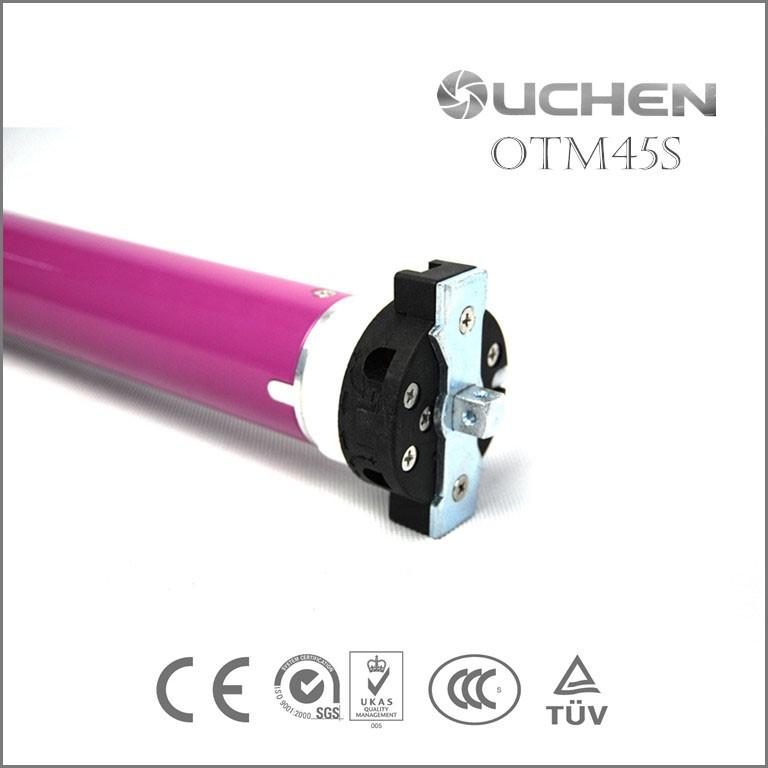 Ouchen Ac Tubular Motor 10nm 45s Standard Series Roller