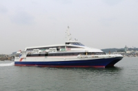 411PAX CATAMARAN CAR FERRY FOR SALE(SDM-PS-573)