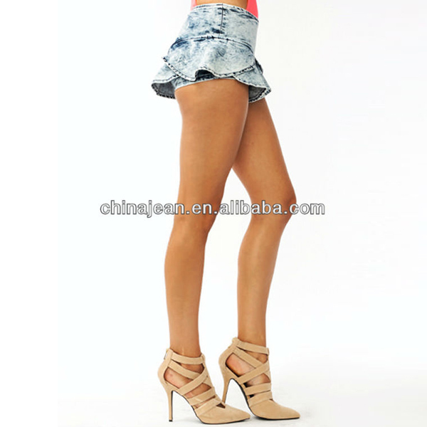 2015 New Designer Fashion Women Skirt Very Short Mini Skirt Jxq233 ...